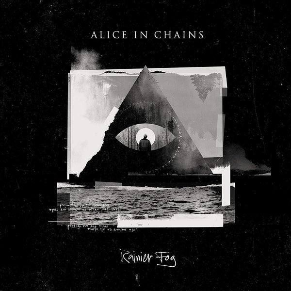 Alice In Chains - Rainier Fog (LP) - Audio Influence