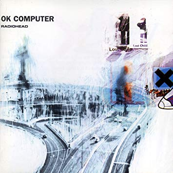 Radiohead - OK Computer LP record - Audio Influence