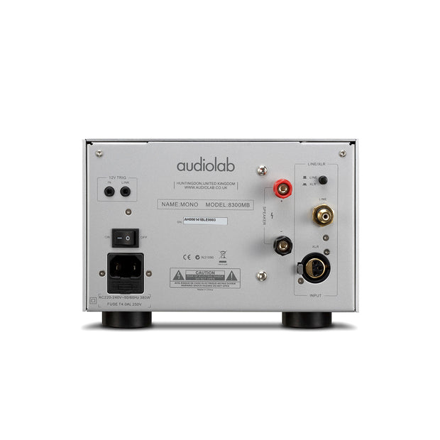 Audiolab 8300mb mono amplifiers  - Audio Influence Australia 3