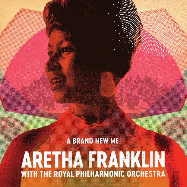 Aretha Franklin - A Brand New Me: Aretha Franklin With The Royal Philharmonic Orchestra - Audio Influence