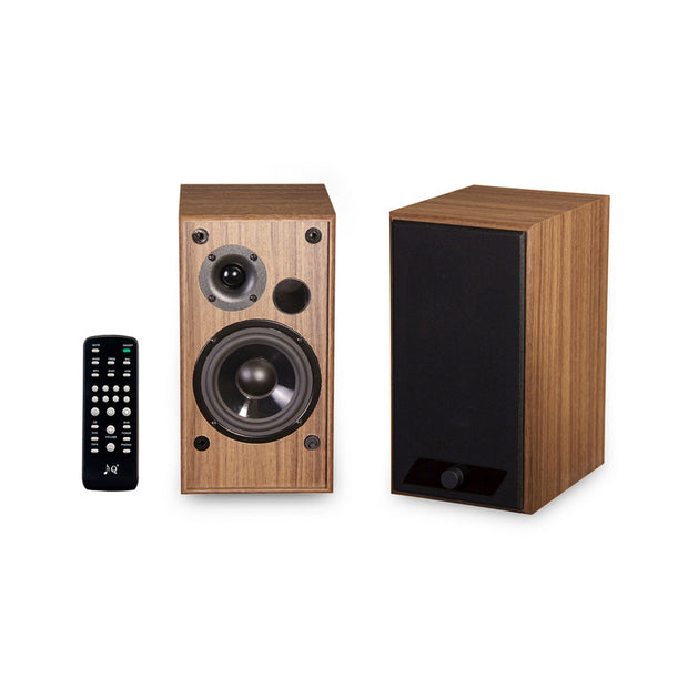 Acoustique Quality M24 D Powered Bookshelf Speakers with Remote - Audio Influence Australia