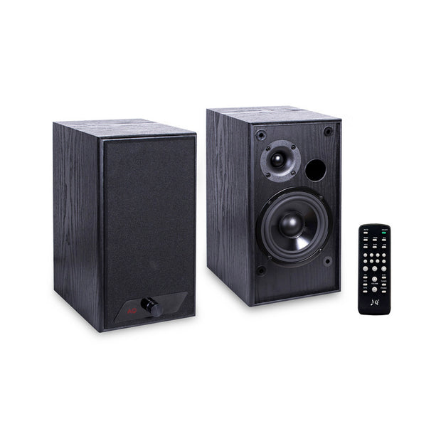 Acoustique Quality M24 Active Speakers With Built-In DAC - Audio Influence Australia