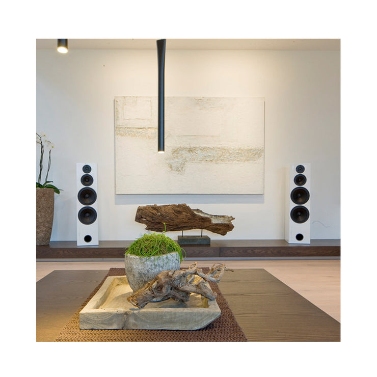 Acoustique Quality Pontos 6 Floorstanding Speakers - Audio Influence Australia