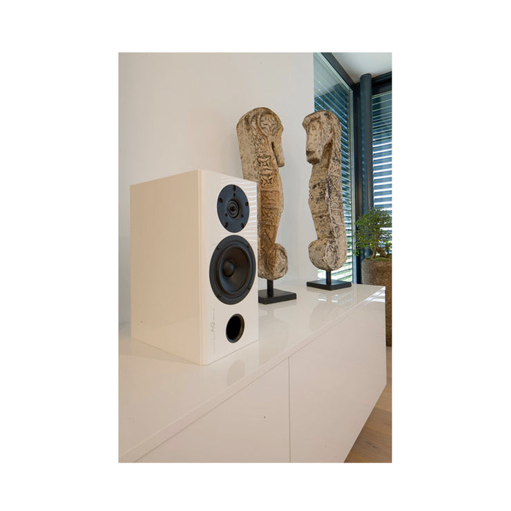 Acoustique Quality Pontos 9 Audiophile Bookshelf Speakers - Audio Influence Australia