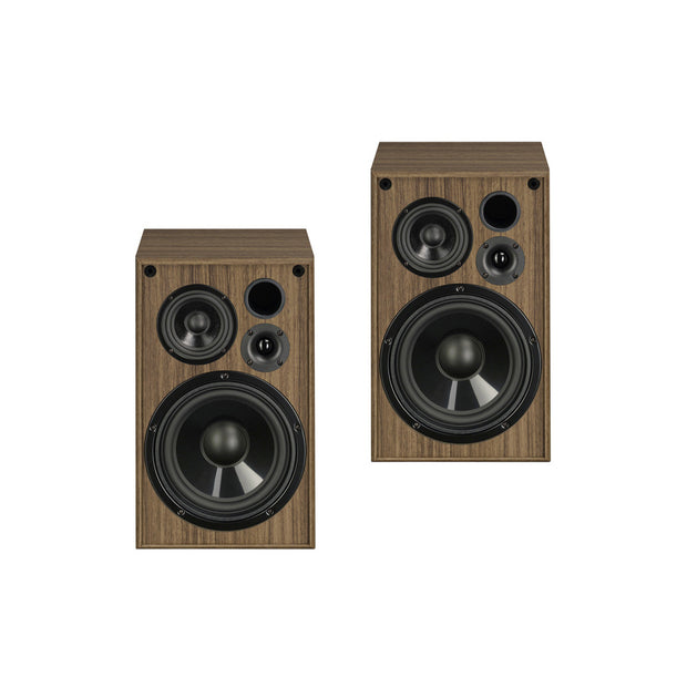 "Acoustique Quality Tango 95 3-Way 8"" Bookshelf Speakers - Audio Influence Australia"