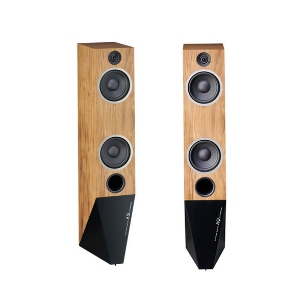Acoustique Quality AQ Wega 73 Stereo Floorstanding Speakers - Audio Influence Australia