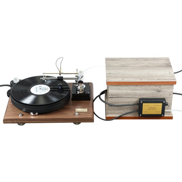 Turntable ASP-1501NG NC - Audio Influence