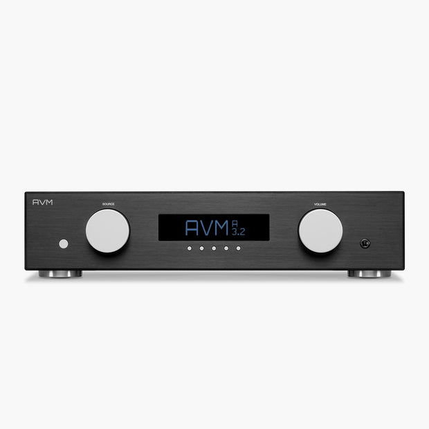 AVM Evolution A 3.2 Integrated Amplifier - Audio Influence Australia