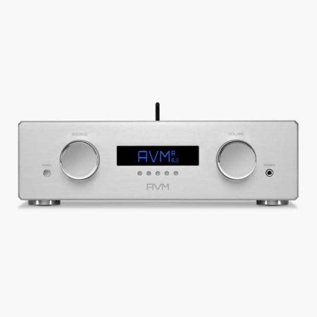 AVM Ovation A 8.3 Integrated Amplifier - Audio Influence Australia