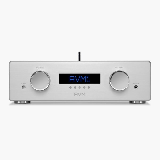 AVM Ovation A 6.3 Integrated Amplifier - Audio Influence Australia