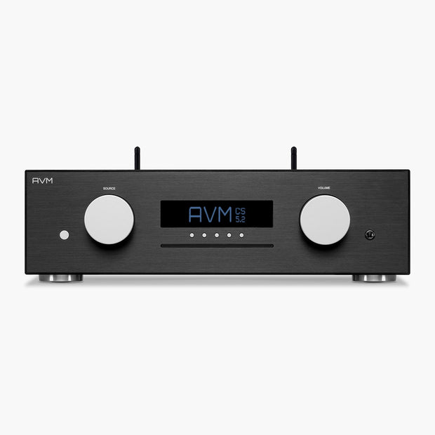 AVM Evolution CS 5.2 Compact Streaming CD Receiver - Audio Influence Australia