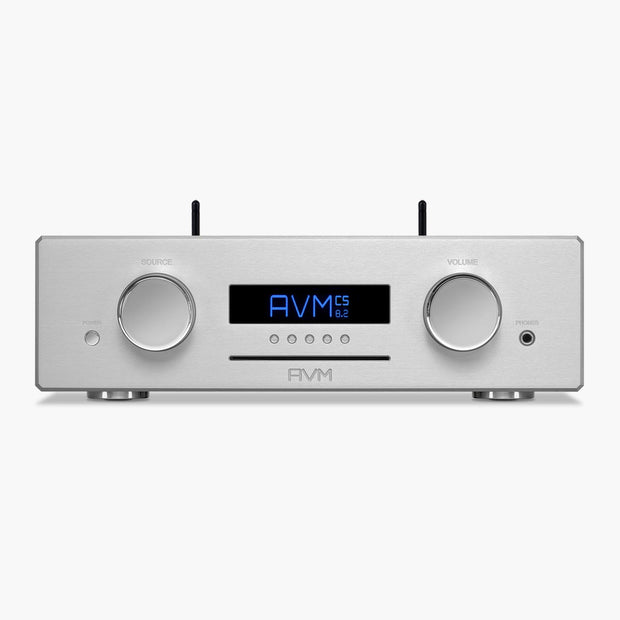 AVM Ovation CS 8.2 Compact Streaming CD Receiver - Audio Influence Australia