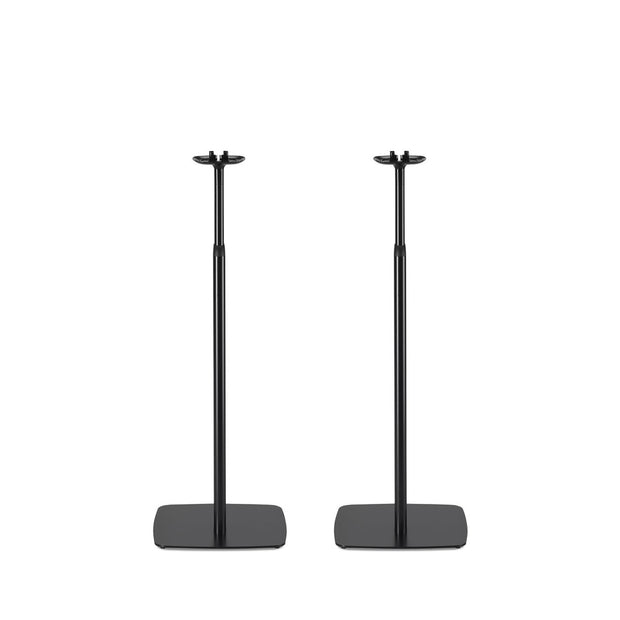 Flexson adjustable floor stand for sonos play  one pair - Audio Influence Australia 3
