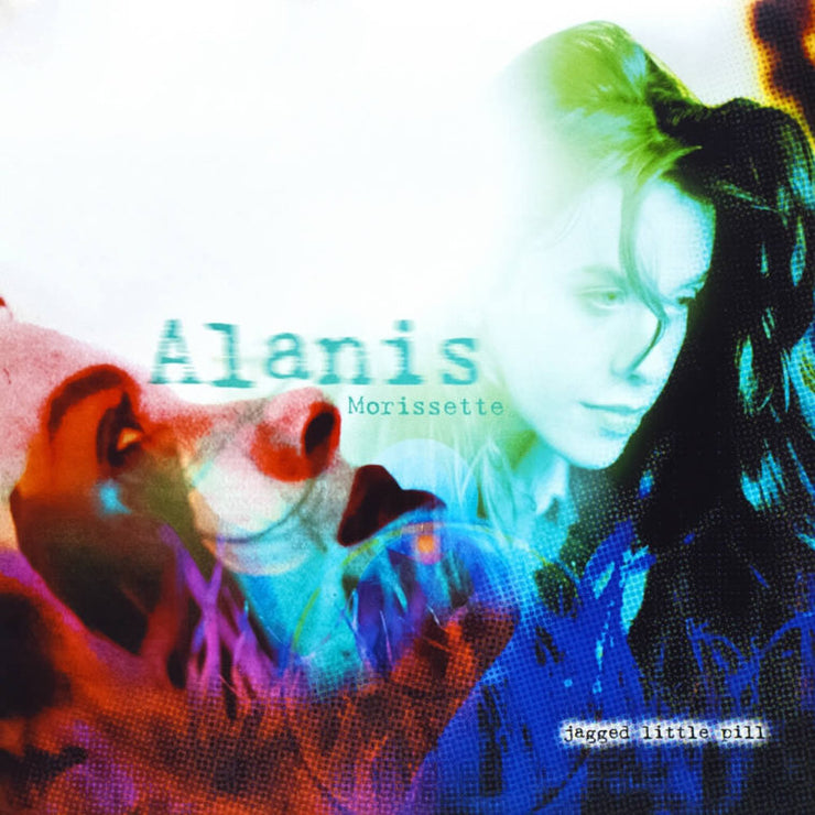 Alanis Morissette - Jagged Little Pill LP record - Audio Influence