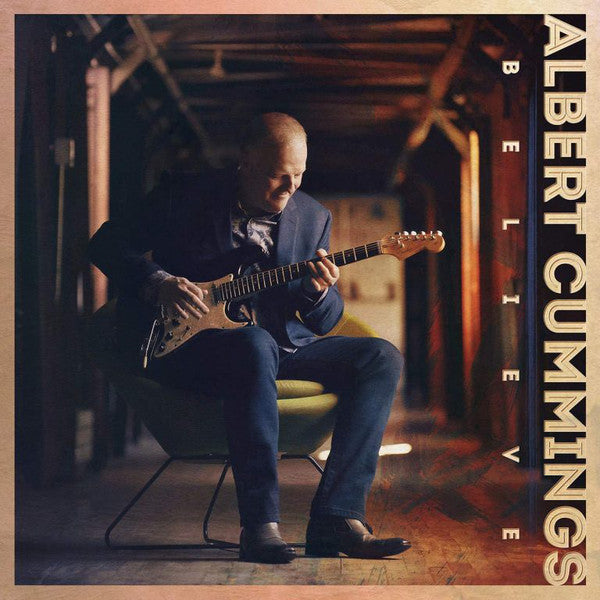 Albert Cummings – Believe