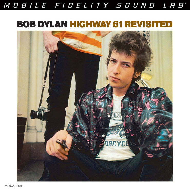 Bob Dylan - Highway 61 Revisited SACD