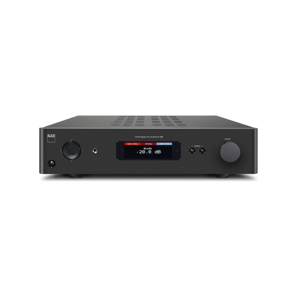 Integrated Hybrid Digital DAC & Stereo Amplifier C 368