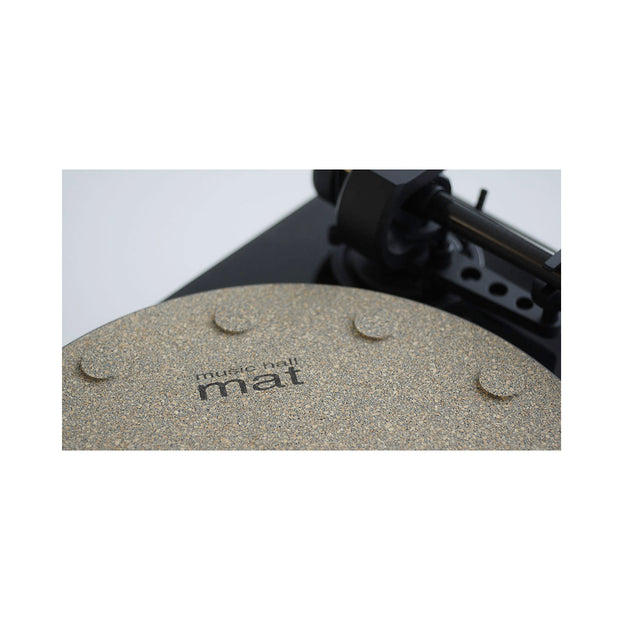 Music Hall Cork Mat Turntable Mat - Audio Influence Australia _4