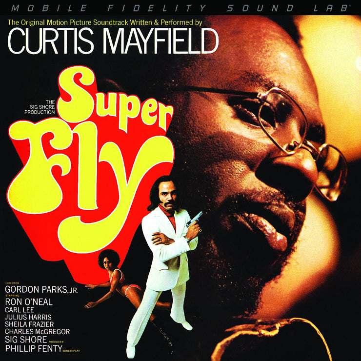 Curtis Mayfield - Superfly SACD