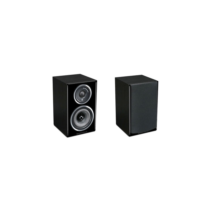 Wharfedale diamond 11 0 bookshelf speaker - Audio Influence Australia 5