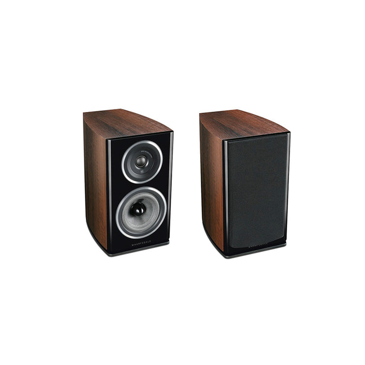 Wharfedale diamond 11 1 bookshelf speaker - Audio Influence Australia