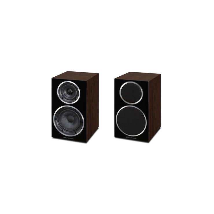 Wharfedale diamond 220 bookshelf speaker 1 - Audio Influence Australia 4