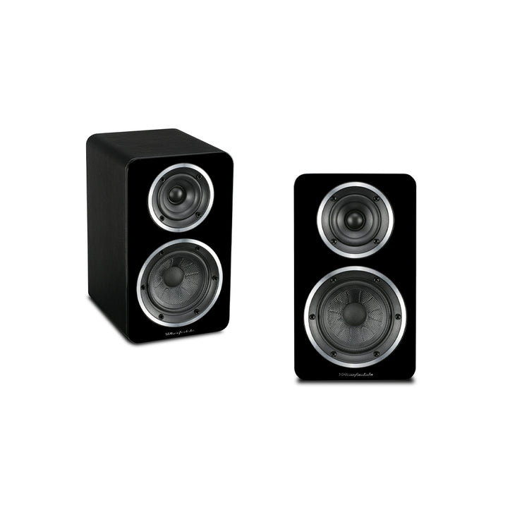 Wharfedale diamond a1 active bookshelf speaker - Audio Influence Australia 4