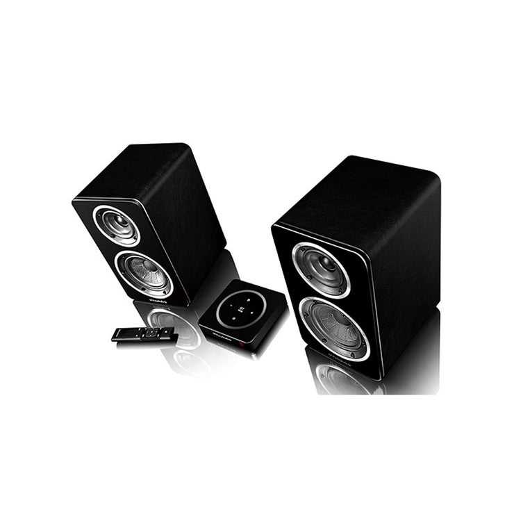 Wharfedale diamond a1 active bookshelf speaker - Audio Influence Australia