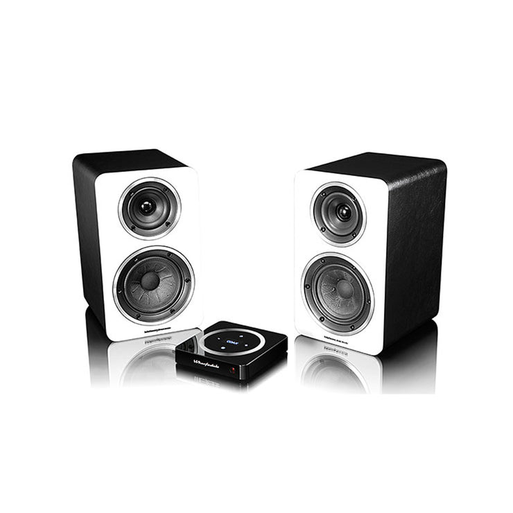 Wharfedale diamond a1 active bookshelf speaker - Audio Influence Australia 2