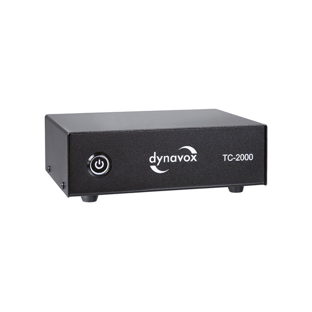 Dynavox TC-2000 Turntable Phono Stage Pre-Amplifier - Audio Influence Australia