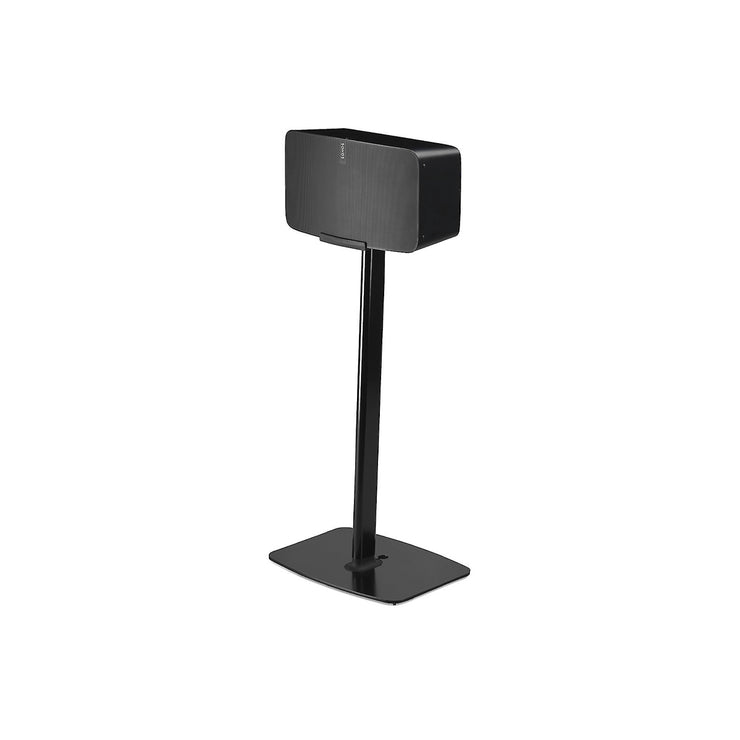Flexson floor stand for sonos play 5 horizontal - Audio Influence Australia