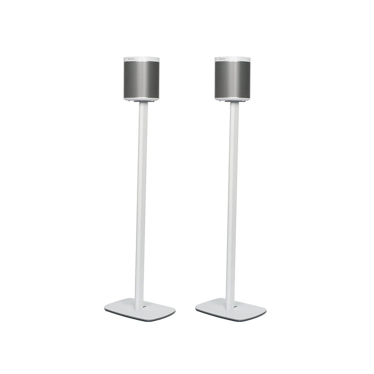 Flexson floor stand for sonos play  pair - Audio Influence Australia