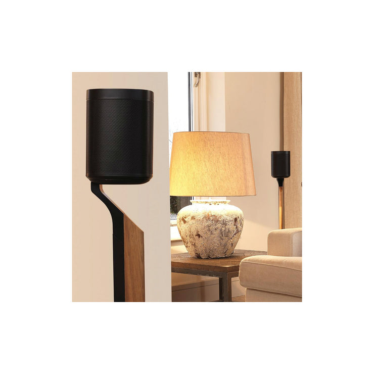 Flexson premium floor stand for sonos play  one single - Audio Influence Australia 5