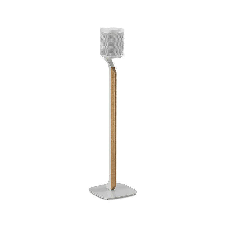 Flexson premium floor stand for sonos play  one single - Audio Influence Australia