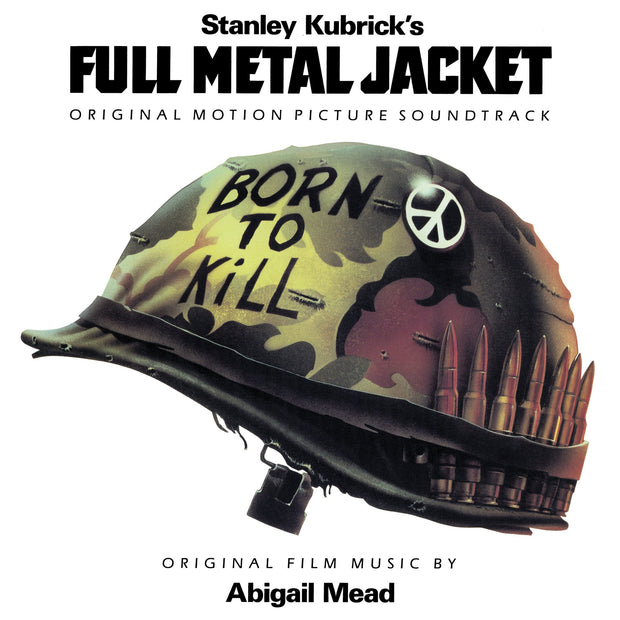 Stanley Kubrick's Full Metal Jacket - Original Picture Soundtrack LP record - Audio Influence