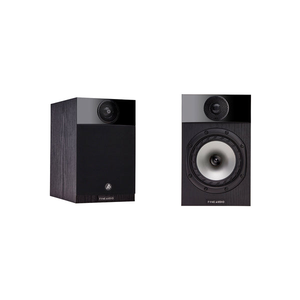 Fyne Audio F300 Compact Bookshelf Speakers