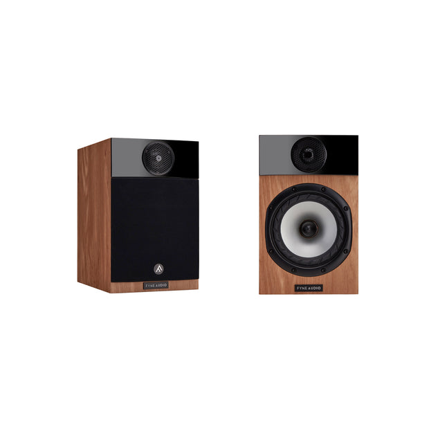 Fyne Audio f300 rear stereo bookshelf speakers - Audio Influence Australia 2