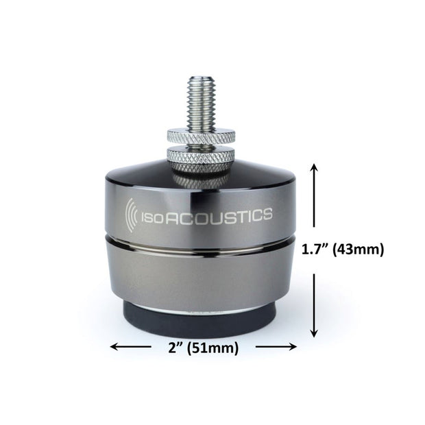 IsoAcoustics gaia ii - Audio Influence Australia _3