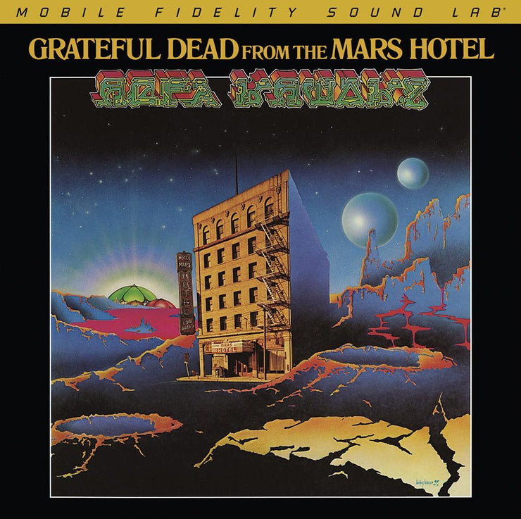 Grateful Dead - From the Mars Hotel SACD