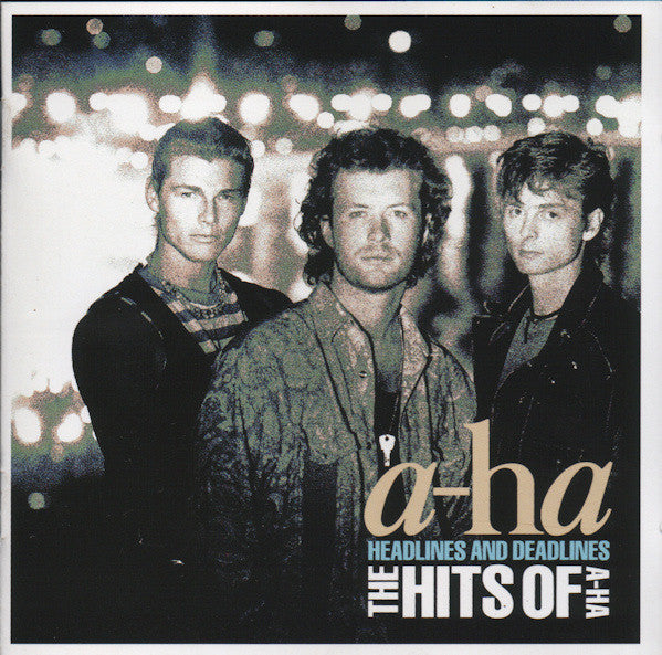 A-HA – HEADLINES AND DEADLINES (THE HITS OF A-HA)