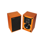 Stirling Broadcast LS3/5 V3 Bookshelf Audio Speakers In Cherry