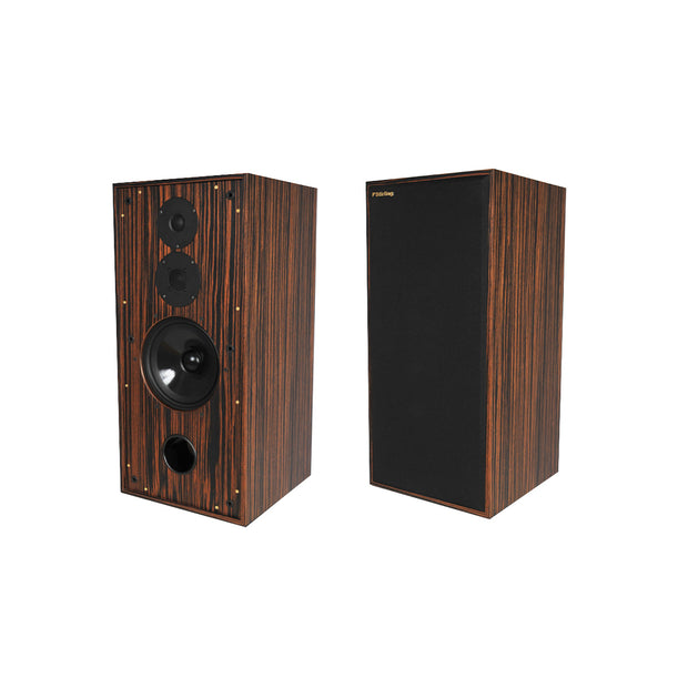 Stirling Broadcast LS3/6 V3 Reference Audio Speakers In Ebony