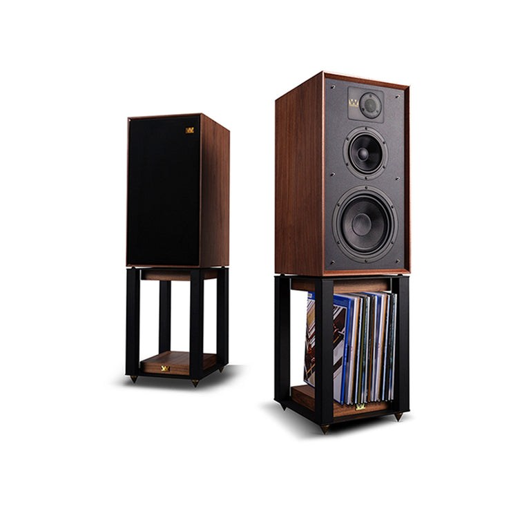 Wharfedale heritage series linton bookshelf speakers - Audio Influence Australia