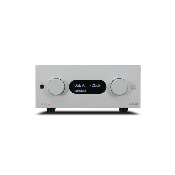 Audiolab M-One Compact Integrated Stereo Amplifier