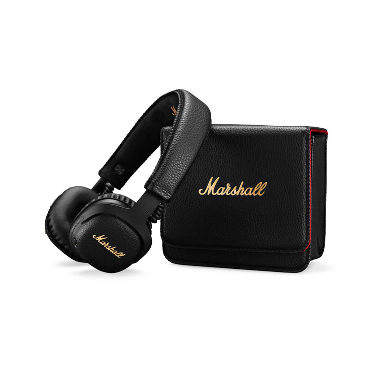 Marshall mid active noise cancelling headphones - Audio Influence Australia