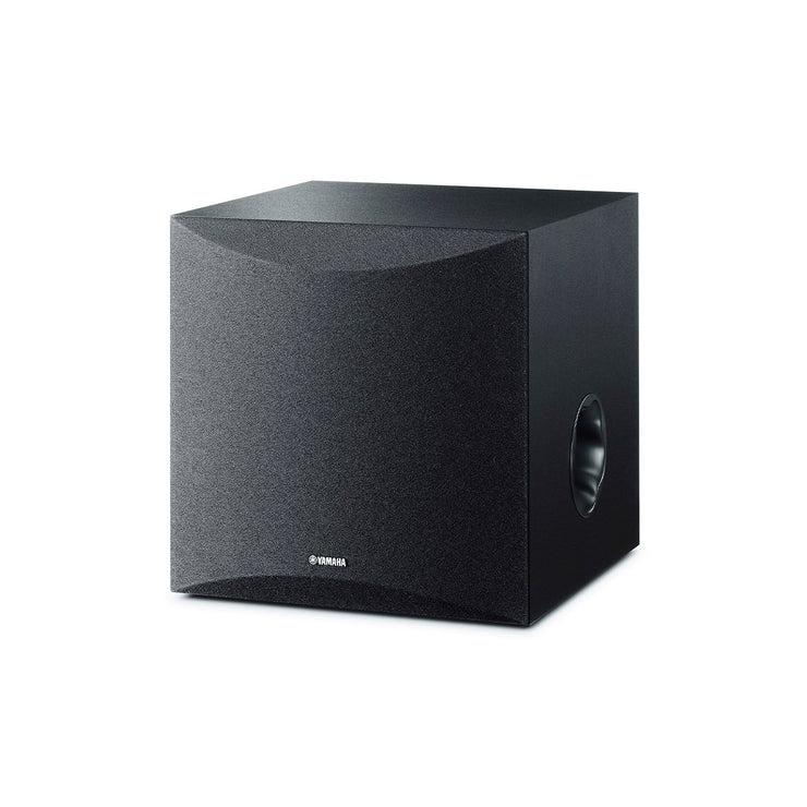 Yamaha home theatre powered subwoofer ns sw050 - Audio Influence Australia