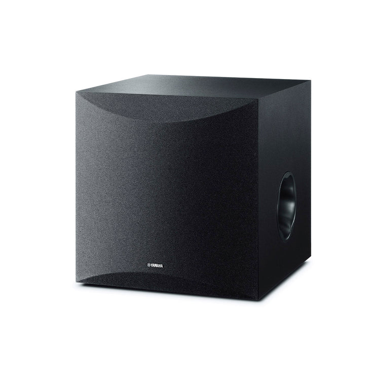 Yamaha home theatre powered subwoofer ns sw100 - Audio Influence Australia