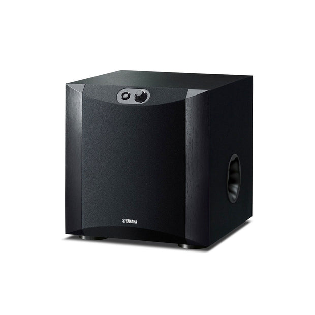 Yamaha home theatre powered subwoofer ns sw200 - Audio Influence Australia