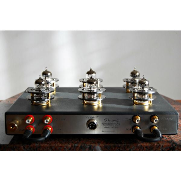 Phono Pre-Amplifier PMC-1101N - Audio Influence 1