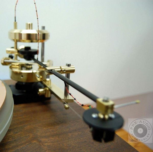 Turntable PT-1706 Magnetic - Audio Influence 2